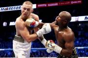 Mayweather Says McGregor is Right Dance Partner