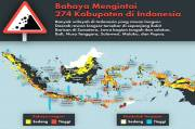 UN-ISDR Still Categorizes Indonesias as Disaster Risk Areas