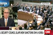 UN Security Council Steps up Ninth Sanctions for North Korea
