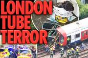 British Police Arrest Suspect London Tube Train Bombers
