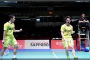 Wins Japan Open 2017, Kevin/Marcus in First Rank