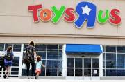 Online Revolution Responsible for ToysR Us Bankrupt?