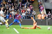 Zaha Make Contes Squad Shock
