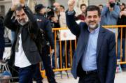 Spain High Court Jails Two Catalan Separatist Leaders