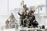 ISIS Defeated in its Syrian Capital Raqqa