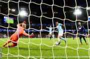 Jesus and Sterling Make 100 Percent Winning for City