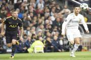 Spurs Fight Back Madrid for Draw