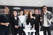 Loreal Jadi Official Backstage Stylish Jakarta Fashion Week 2018