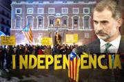 Second Time Spains King Intervention to Catalonia