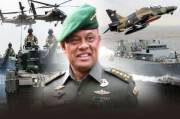 Four Awkwardness Related Rejection of General Gatot Nurmantyo