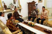 This Result of Jokowi Meeting with Anies-Sandi in The Palace