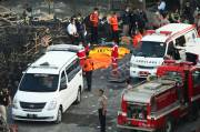 47 Died in Fireworks Warehouse Explosion, Police Rely on DNA Test