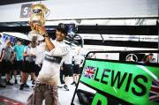 Hamilton Comes of Age to Join F1 Greats