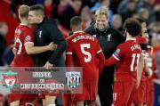 Preview Liverpool vs West Brom: Sasaran Empuk The Reds