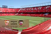 Preview Sevilla vs Levante: Misi Dekati Real Madrid