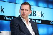 Peter Thiel, Investor Ulung Silicon Valley