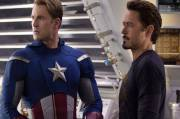 Robert Downey Jr. Tak Rela Chris Evans Pensiun Jadi Captain America
