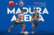 Preview Madura United vs Arema: Singo Edan dalam Tekanan