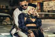 Agnez Mo Umumkan Single Kolaborasi dengan Chris Brown, Overdose