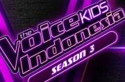 Keseruan Babak Blind Audition The Voice Kids Indonesia 3 Dimulai