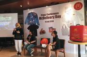 McDelivery Day Pertama di Indonesia