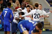 Spurs Dongkel Posisi Chelsea