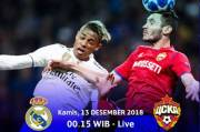 Preview Real Madrid vs CSKA Moscow: Menunggu Belas Kasih Los Blancos