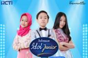 Raisya dan Deven Bersaing Ketat di Grand Final Idol Junior