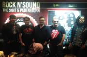 PADI Reborn Jadi Band Pembuka Konser Taking Back Sunday di Indonesia