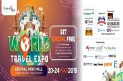 MNC Travel Siap Hadir di World Travel Expo Central Park Mall