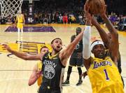Tanpa Lebron James, Lakers Dipermalukan Warriors