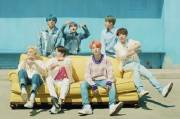 Video Music Boy With Luv Milik BTS Capai 300 Juta Penonton