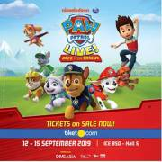PAW Patrol Live! Race to the Rescue Datang ke Indonesia
