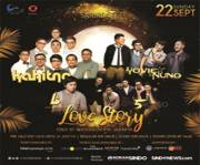 SATURDATE Love Story of Kahitna, Yovie & Nuno, 5 Romeo and Arsy Widianto at Waterbom PIK