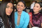 Karantina Miss World 2019, Princess Megonondo Satu Kamar dengan Miss India