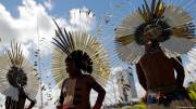 Historic moment for indigenous people at climate talks, new climate leader says