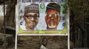 Dozens killed in central Nigeria ahead of presidential election