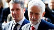 UKs Jeremy Corbyn: Risk of no-deal Brexit very serious