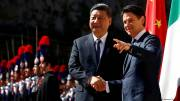 Italy, China sign new Silk Road pact