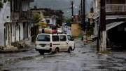 Cyclone Kenneth hits Mozambique after battering Comoros