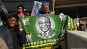South Africa swears in Cyril Ramaphosa as president