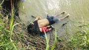 Photo shows father, daughter drowned at US-Mexico border