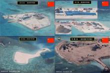 China Resmikan 2 Mercusuar di Laut China Selatan