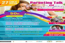 Kingland Avenue Gelar Parenting Talk & Drawing Competition