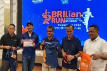 Sambut HUT ke-124, Bank BRI Gelar BRILian Run Surabaya Series