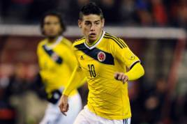 Hari Ini Real Madrid Resmikan James Rodriguez