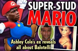 Balotelli Cicipi PSK Langganan Ashley Cole