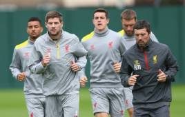 Liverpool Bertekad Atasi Middlesbrough