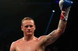 Groves Tampil di Acara Cleverly v Bellew
