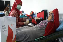 Peringati HUT MNC TV Gelar Donor Darah